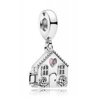PG-180 Pingente In love My House Prata 925