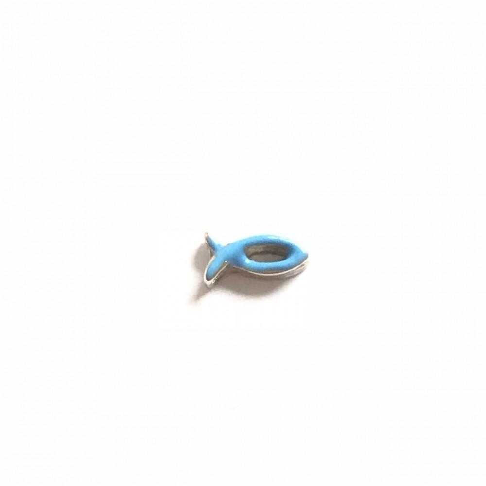 MCH-107 Mini Charm Peixinho Azul