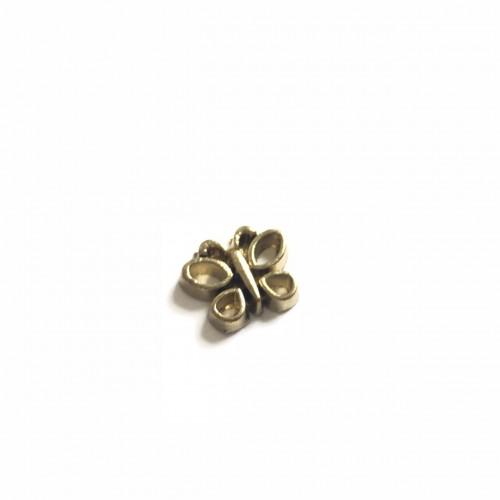 Mini Charm Borboletas Douradas
