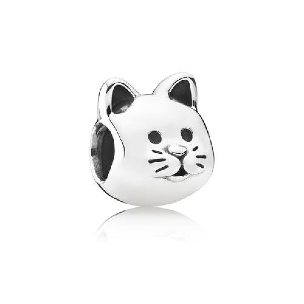 Berloque My Cat em Prata 925