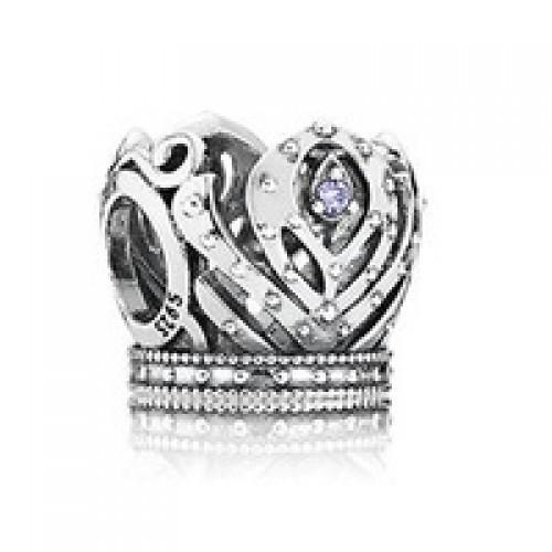 Coroa Ana em Prata 925