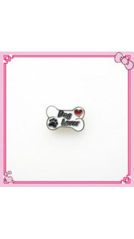 MCH-59 Mini Charm Dog Love