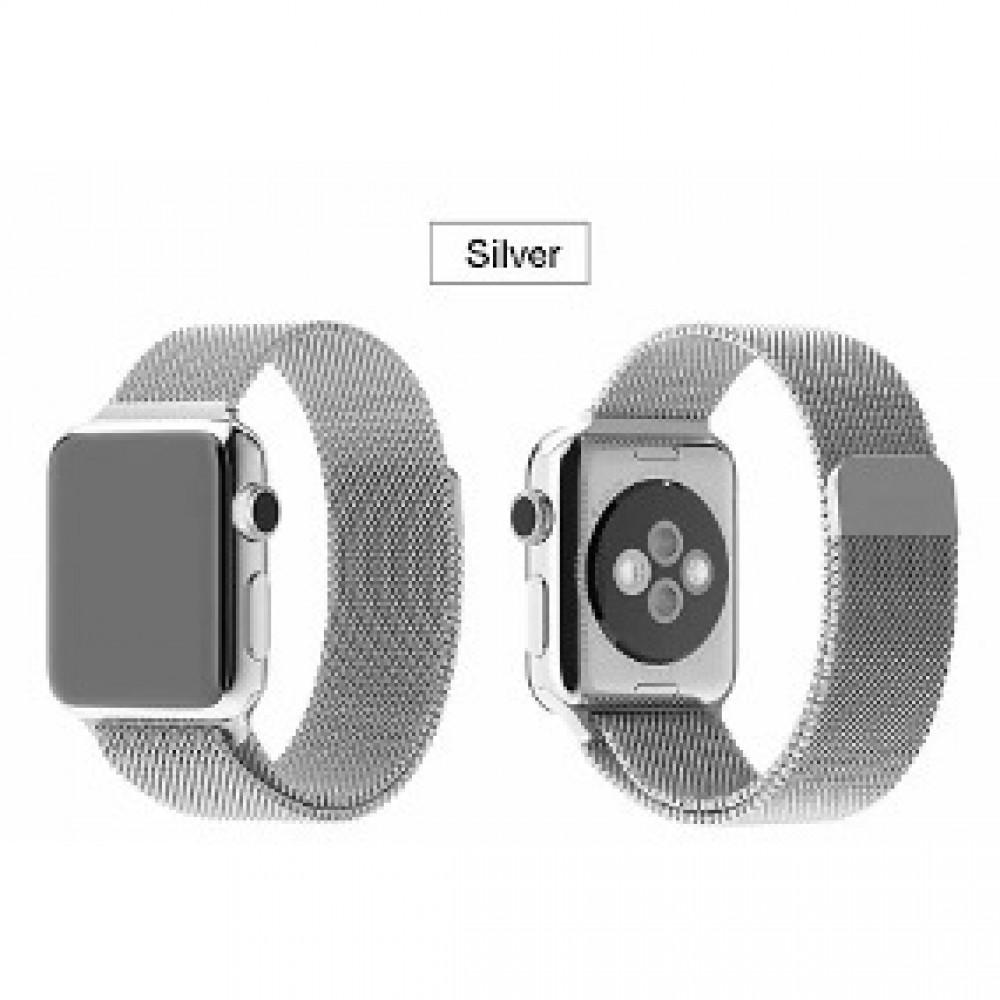 Pulseira Watch ( para Relógio )  Cor Prata