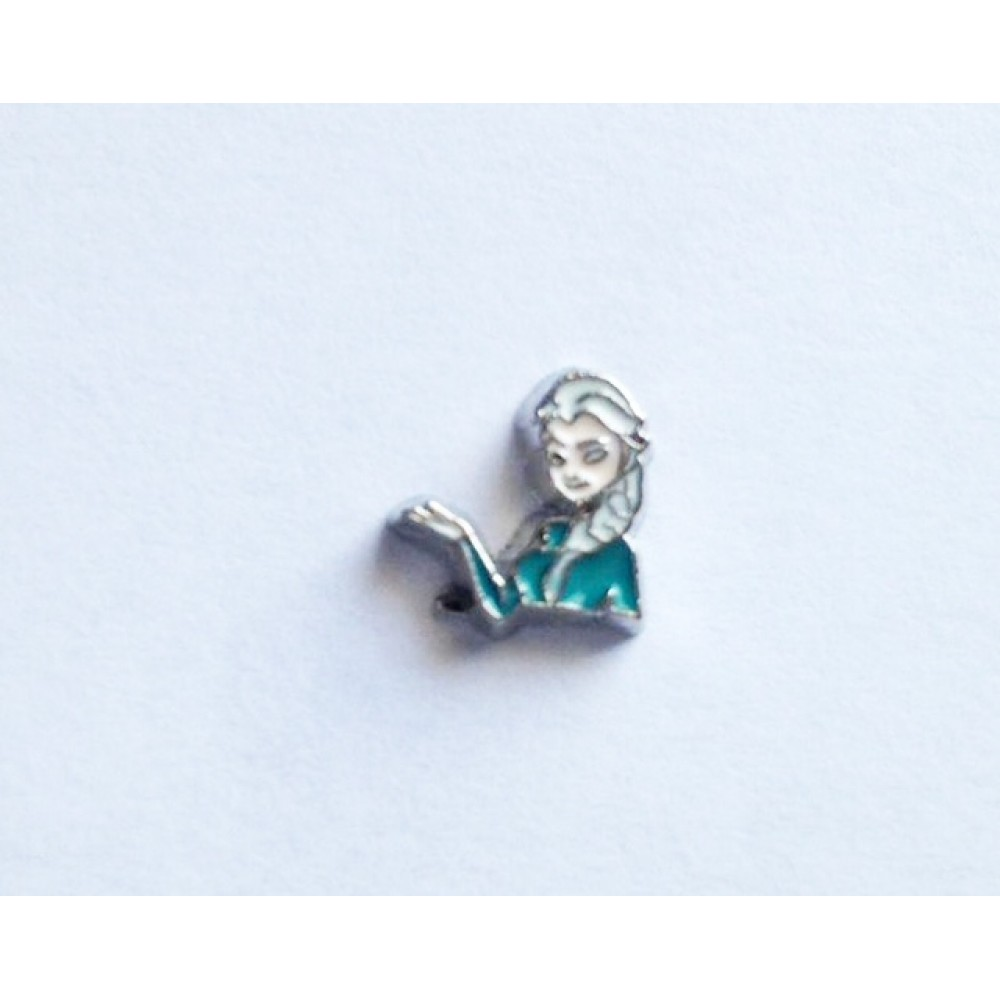 Mini Charm Elsa Frozen