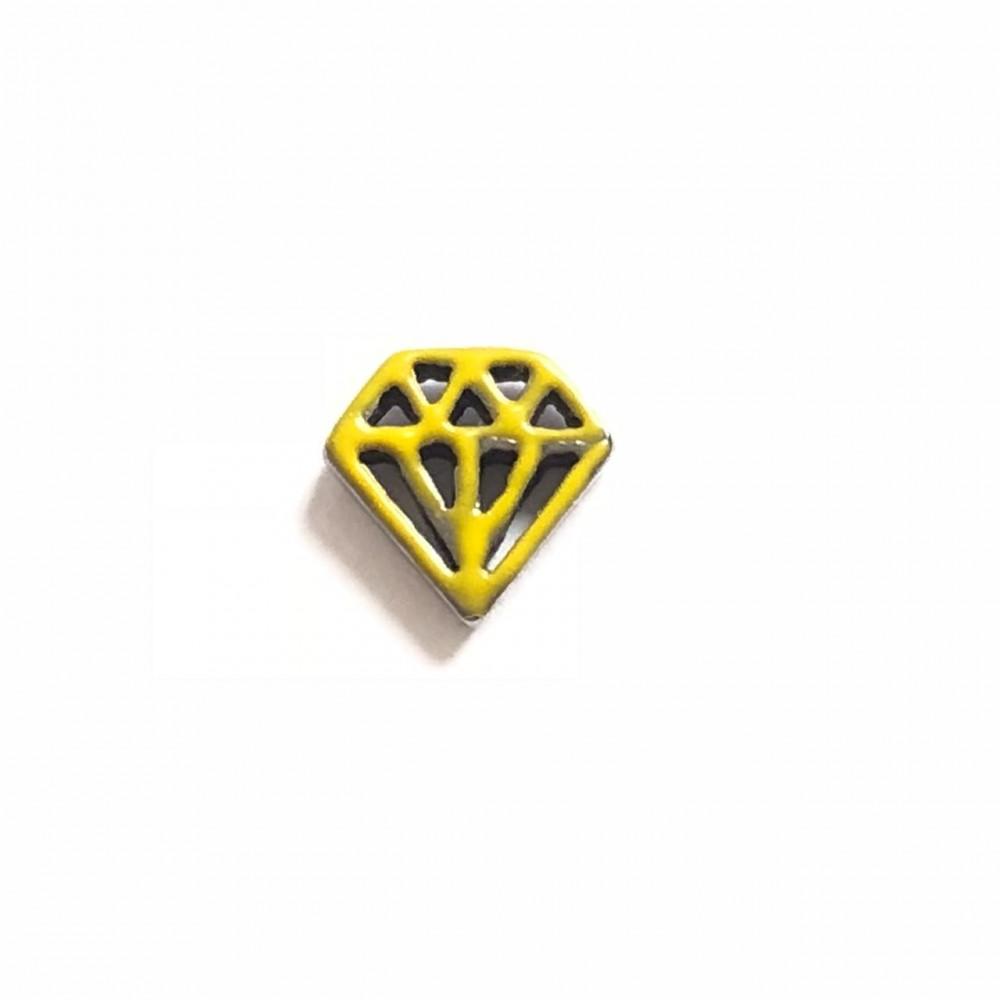 MCH-58 Mini Charm Diamante