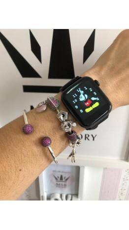 Pulseira Watch ( para Relógio ) Cor Preto