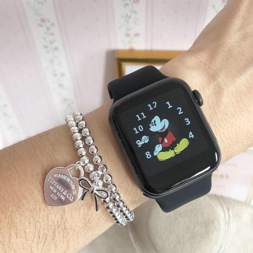 Smartwatch 5 ( Marca Sport Life ) Preto