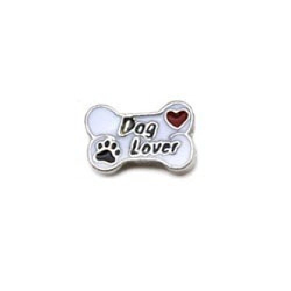 Mini Charm Dog Love