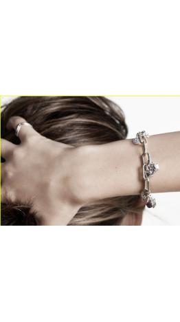 Bracelet Ellos em Prata 925