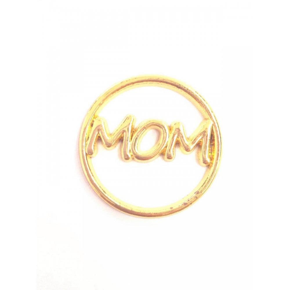 """Placa Para Capsula 30"""" Mãe"""
