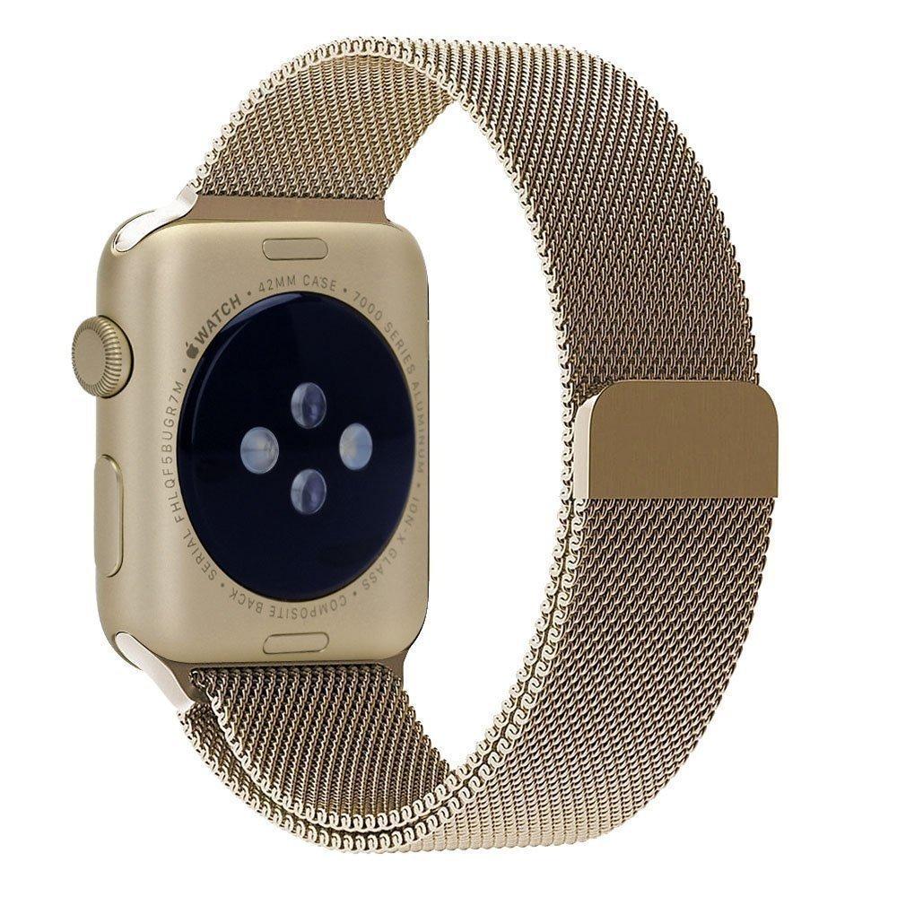Pulseira Watch ( para Relógio ) Cor Dourada (Gold)