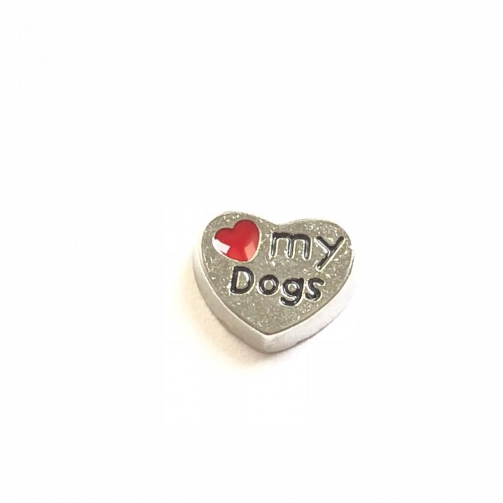 MCH-100 Mini Charm My Dog