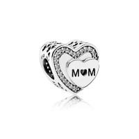 Berloque In Love Mom (Mãe)