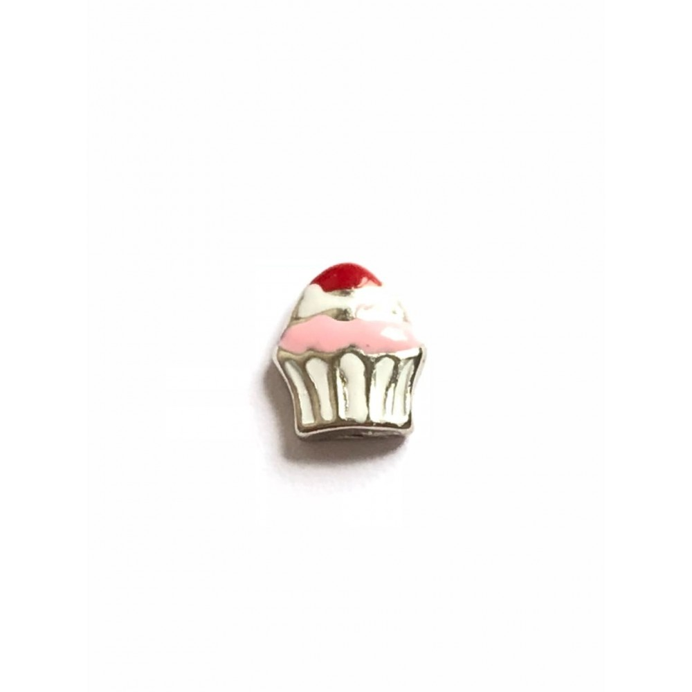 MCH-56 Mini Charm Cupcake