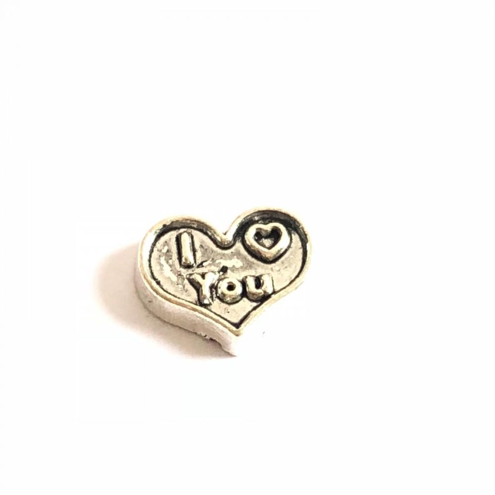 MCH-12 Mini Charm   Love You