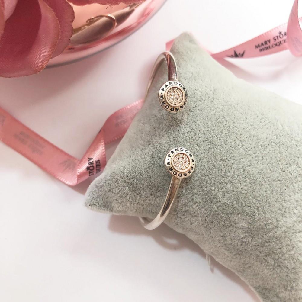 Bracelet Ajustável Prata 925 & Zirconias