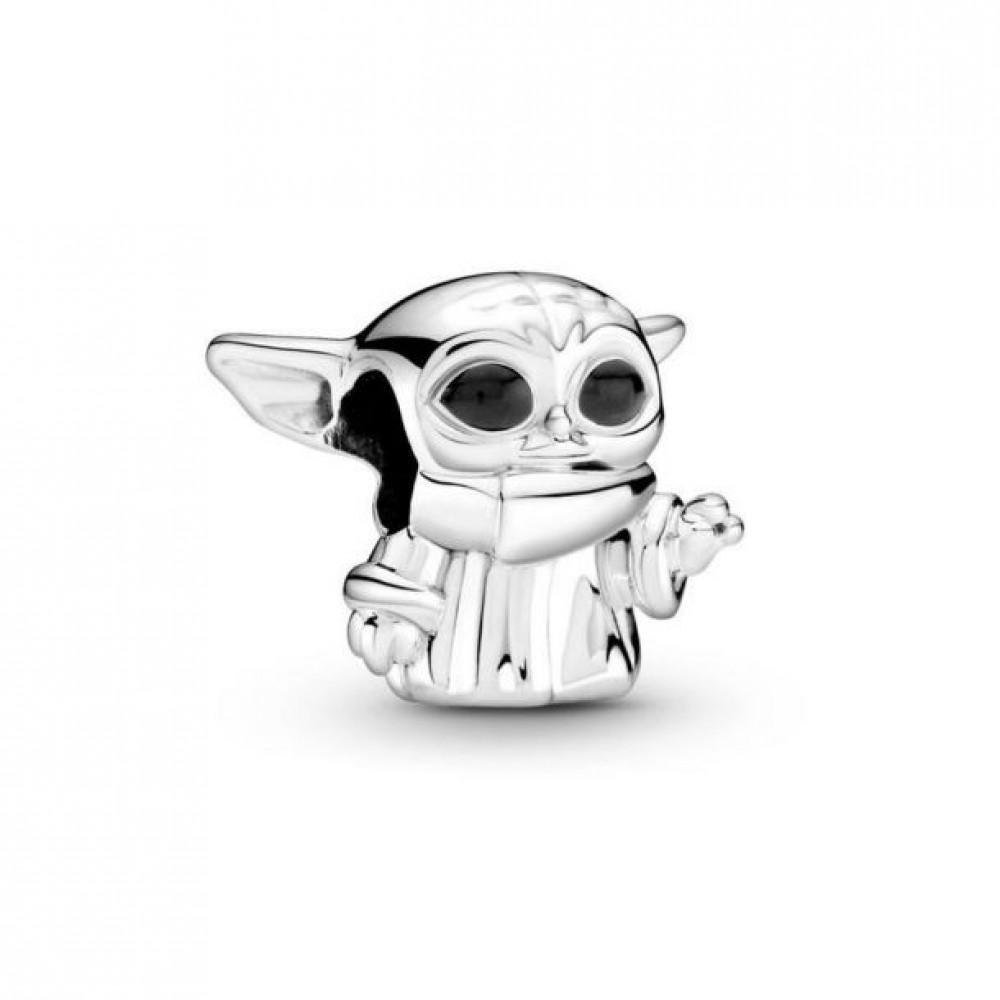 Berloque Yoda (star wars) PRATA 925